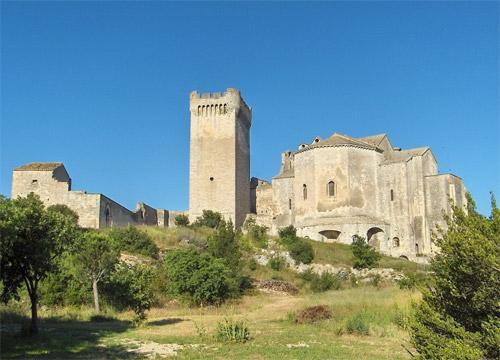 Visitez l'Abbaye de Montmajour