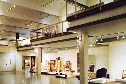 Visitez la Galerie Nationale de la Tapisserie