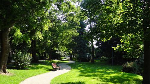 Promenade au Parc Marcel Dassault