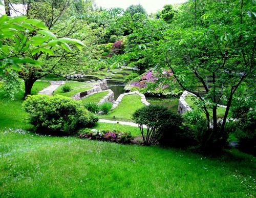 Promenade dans les Jardins Albert Kahn