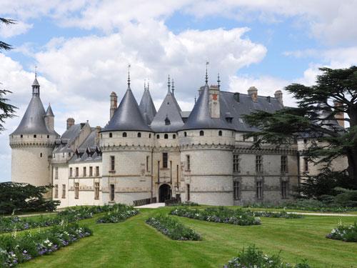 Visitez le Château de Chaumont sur Loire