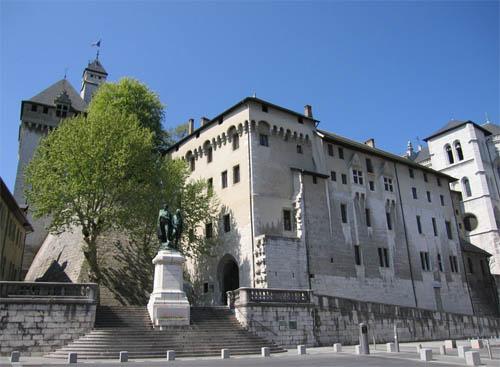 Visitez ensemble le Château des Ducs de Savoie