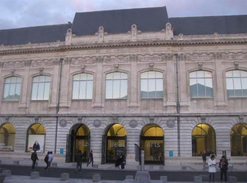 Après-midi musée au Museo Delle Belle Arti