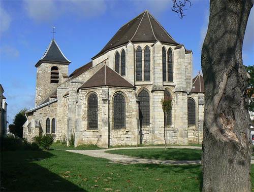 Visitez l'Église Saint-Saturnin