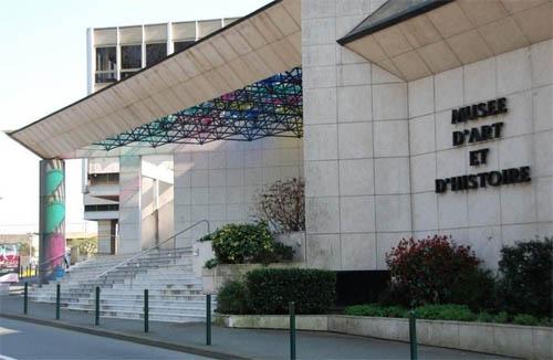 Visitez le musée d'art et d'histoire