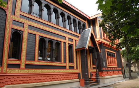 Visitez le musée Roybet Fould et découvrez des expositions autour du bois !