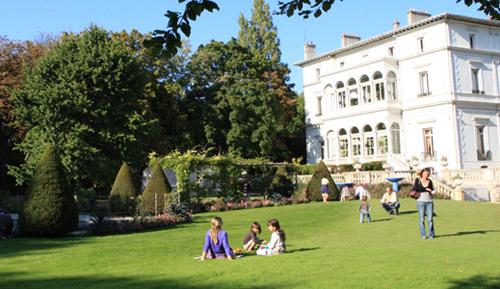 Savourez un moment de douceur au Parc Dupeyroux de Créteil