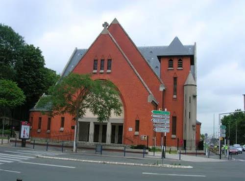 Visitez l'Église Saint-Jean