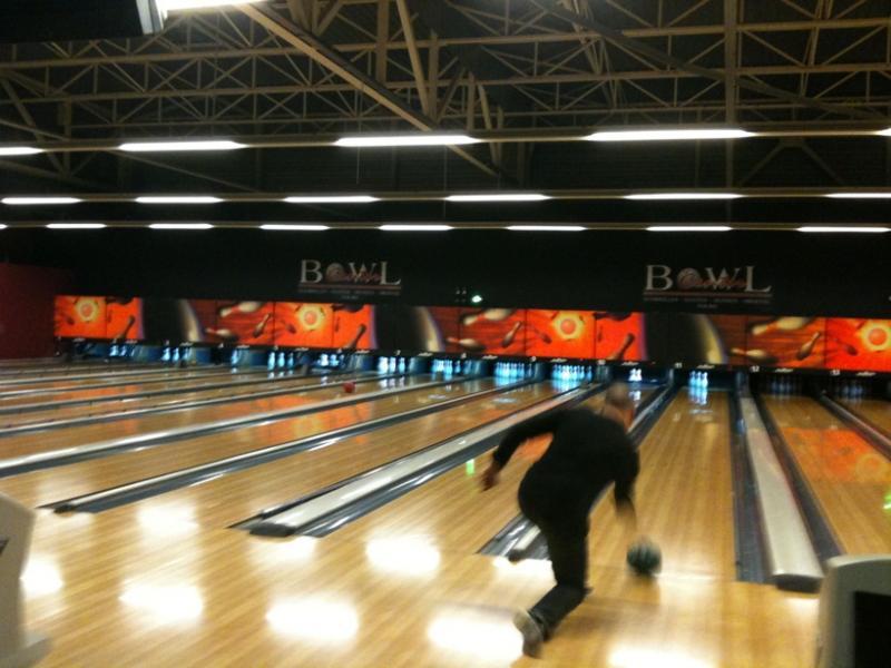 Amusez-vous au bowling
