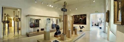Profitez d'une exposition au musée d'art, d'histoire et d'archéologie d'Évreux pour faire connaissance