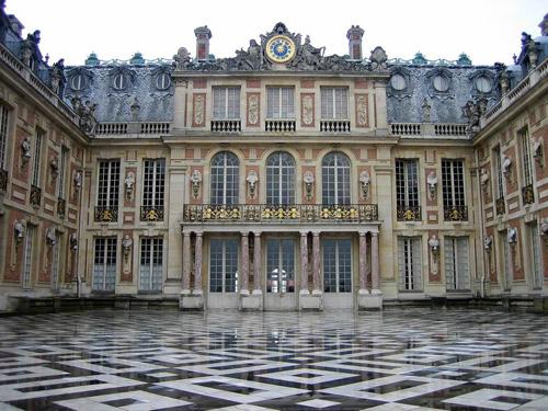 Splendeur du Château de Versailles