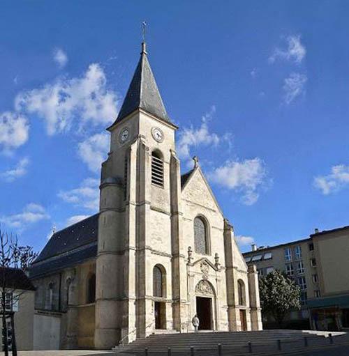 Visitez l'Église Saint-Étienne