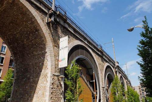Découvrez Les Arches, galerie d'art à Issy-les-Moulineaux