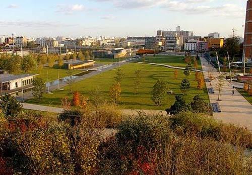 Promenade au Parc des Cormailles