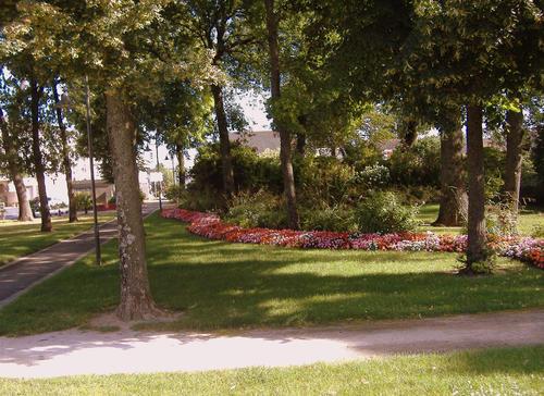 Promenade dans le Parc de la Rabière