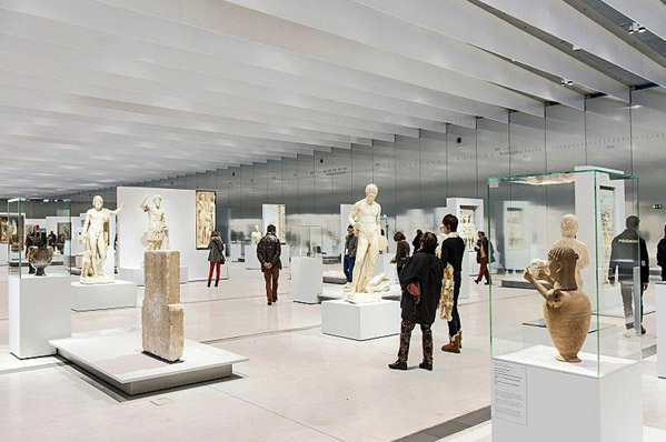 Changez-vous les idées au Musée du Louvre !