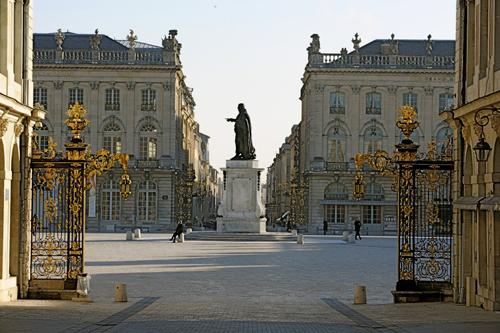 La place Stanislas de Nancy