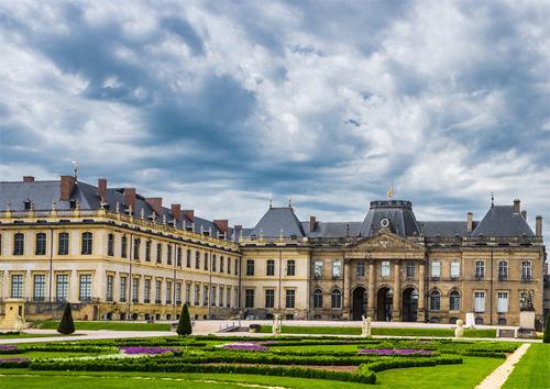 Visitez le Château de Lunéville
