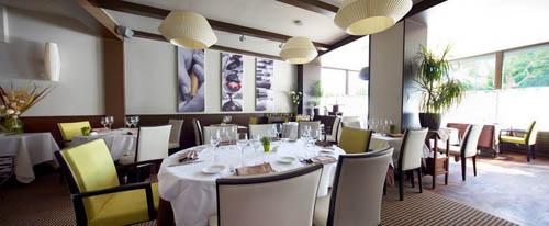 Dîner romantique au restaurant La Bourgogne