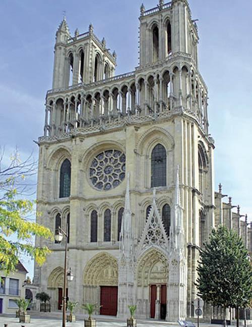 Visite de la Collégiale Notre-Dame de Mantes-la-Jolie