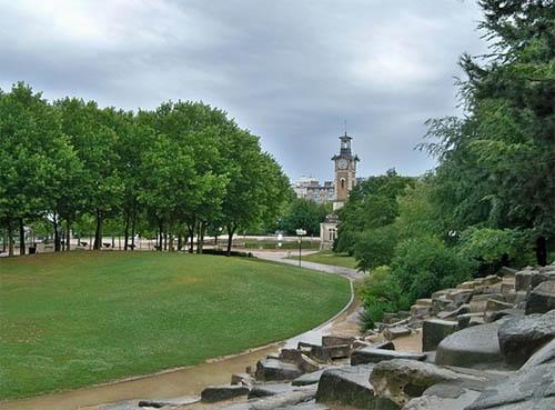 Balade au Parc Georges Brassens de Massy