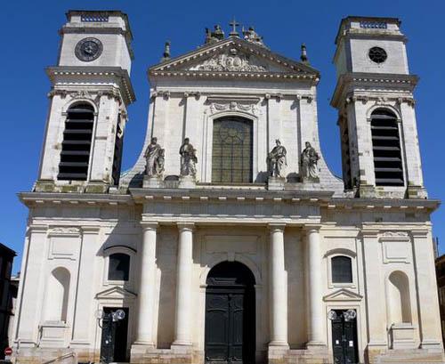 Découvrez la Cathédrale Notre-Dame-de-l'Assomption