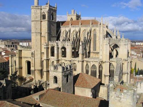 Visite de la Cathédrale Saint-Just-et-Saint-Pasteur
