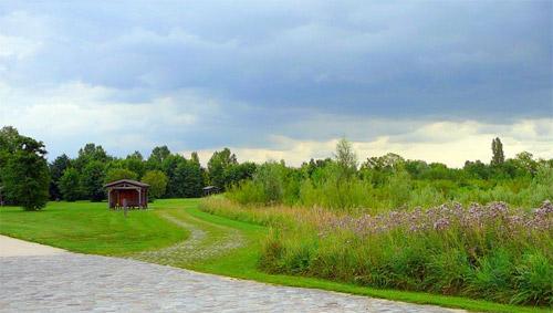 Promenade au Parc de la Haute-Ile