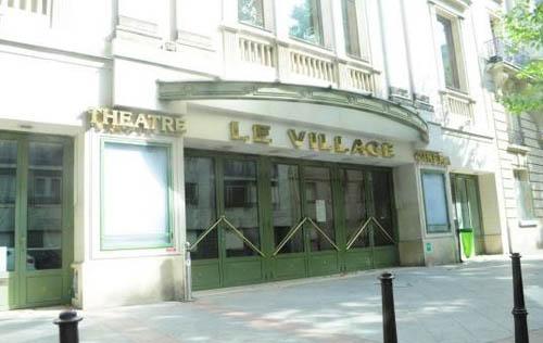 Rendez-vous au cinéma Le Village