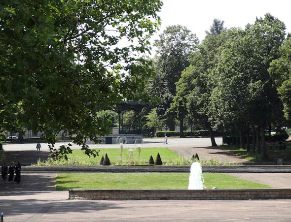 Faites une pause dans le Parc Salengro