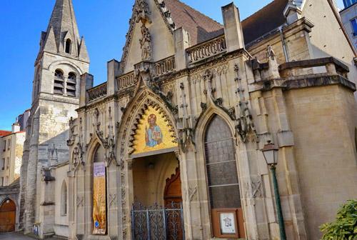 Patrimoine religieux de Nogent sur Marne