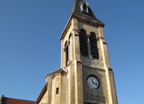 Visitez l'église Saint Jean-Baptiste
