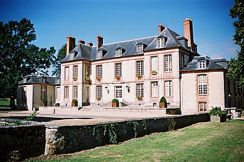 Visitez le château de Plaisir