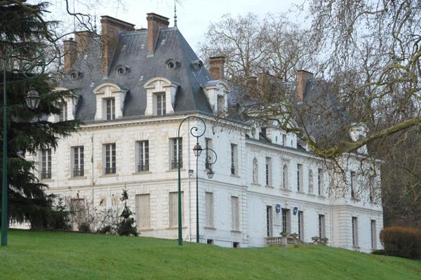Visitez le château de Villiers