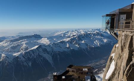 Montez au sommet de l'Aiguille du Midi