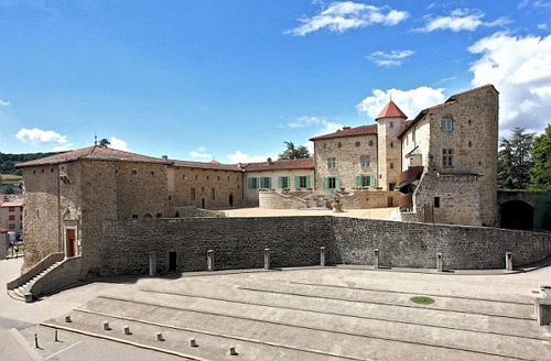 Découvrez le Château de la Roche