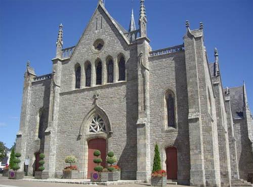 Visite de l'Église Saint-Hermeland