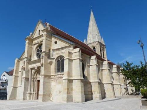 Visite de l'Église St Pierre St Paul