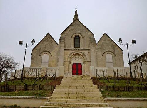 Visite de l'Église Saint-Martin