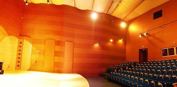 Assistez à un spectacle à l'Auditorium Xenakis