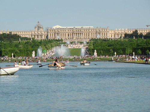 Offrez-vous une pause sportive sur le Grand Canal !